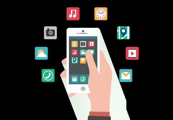 El peso de una Progressive Web App es considerablemente inferior al de una App nativa